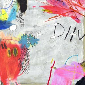 capa DIIV Is The Is Are