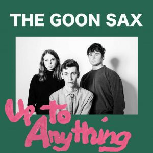 capa Goon Sax - Up to Anything