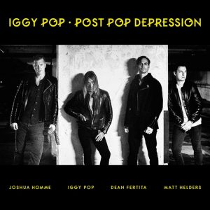 capa Iggy Pop Post Pop Depression