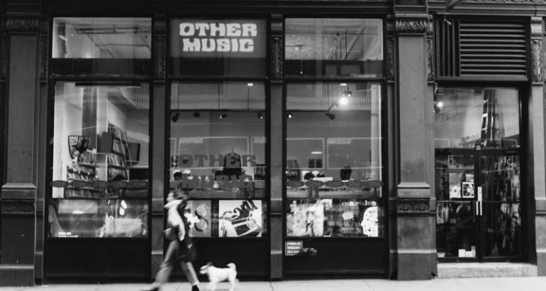 Documentário sobre a loja/selo Other Music