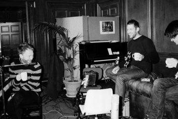 A biblioteca do Radiohead na internet