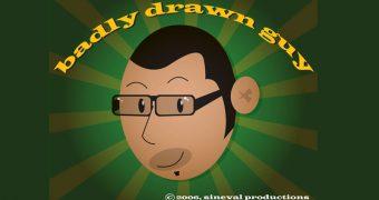 Badly Drawn Guy: Sineval Almeida 1970-2019